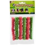 Ware Rice Pops Large Ware Rice Pops Small Pet Fun Chew Treat Large