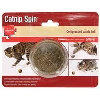 Petlinks Catnip Spin Petlinks Catnip Spin Compressed Ball