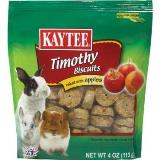 Timothy Hay Trt Apl 4oz Kaytee Timothy Hay Baked Apple Small Animal Treats 4 Ounce
