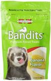 Bandits Ferret Trt Banana 4oz Marshall Bandits Ferret Treat 3 Ounce Banana