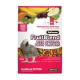 Zupreem Fruitblend Md Lg 3.5l Medium Large Fruit Blend Diet Size 3.5 Pounds *zupreem Fruitblend Md Lg 3.5l