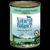 Natural Balance Chicken And Sweet Potato 13oz