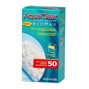 Aqua Clear 50 Biomax Aquaclear 50 Biomax Filter Media