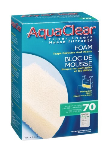 Aqua Clear 70 Foam Aquaclear 70 Foam