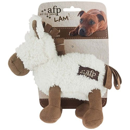 Afp Lamb Cuddle Animals Asst (3) All For Paws Cuddle Animals With Lambskin