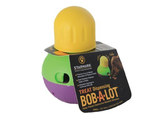 starmark-treat-dispenser-bob-a-lot