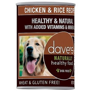 Dave's Naturally Healthy Chicken & Rice 13.2oz