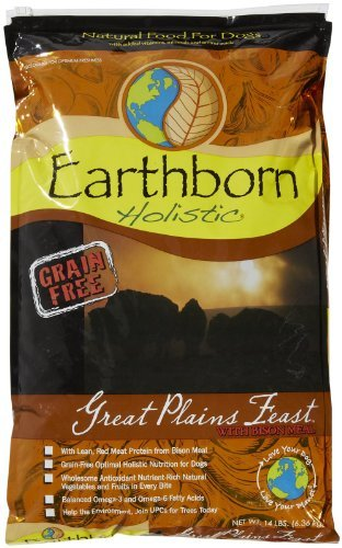 Earthborn Holistic Great Plains Feast Grain Free 14lb