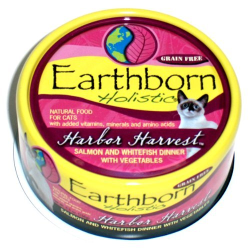 Earthborn Holistic Cat Harbor Harvest 5.5oz