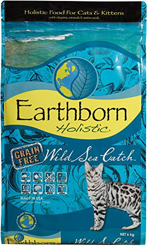 Earthborn Wild Sea Catch Feline 14lb