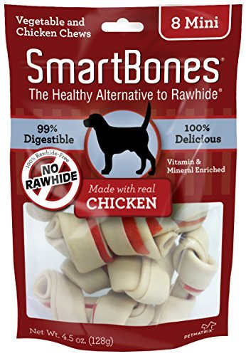Smartbone Chicken Mini 8pk Smartbones Chicken Mini 8pk