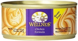 Wel C Chicken 5.5oz *wellness Cat Chicken 5.5oz