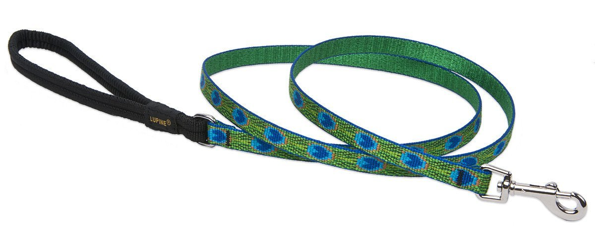 lupine-leash-tail-feathers-1-2-wide