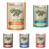 Greenies Cat Chicken 2.5oz Feline Greenies Dental Treats Oven Roasted Chicken For Cats 2.5 Ounce