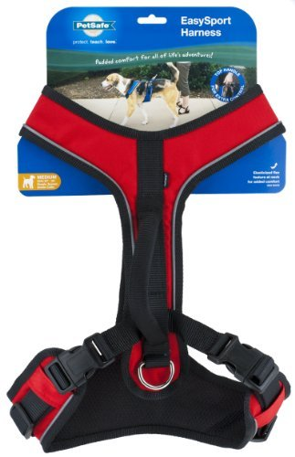 petsafe-easysport-harness-red