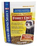 8in1 Ultra Blend Ferret 5lb 8 In 1 Ultra Blend Select Complete Nutrition Ferret Diet