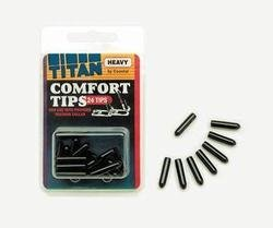 Cst Comfort Tips Fine Chain Pinch Collar Rubber Tips