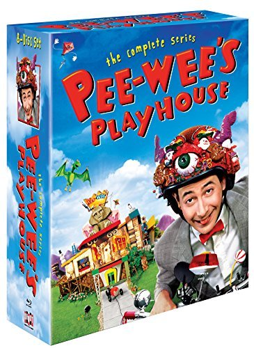 Pee Wee's Playhouse The Complete Series Blu Ray