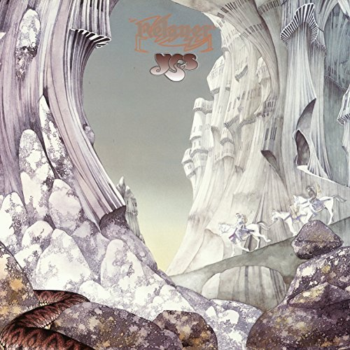 Yes Relayer Import Gbr Incl. Blu Ray