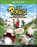 Xbox One Rabbids Invasion Rabbids Invasion