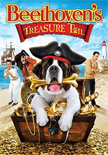 Beethoven's Treasure Tail Beethoven's Treasure Tail DVD Pg