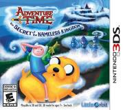 Nintendo 3ds Adventure Time The Secret Of The Nameless Kingdom