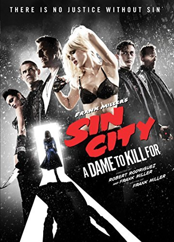 Sin City A Dame To Kill For Rourke Alba Brolin Gordon Levitt Willis Dawson DVD R