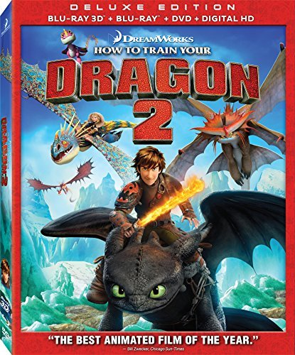 How To Train Your Dragon 2 How To Train Your Dragon 2 3d Blu Ray Dc Pg