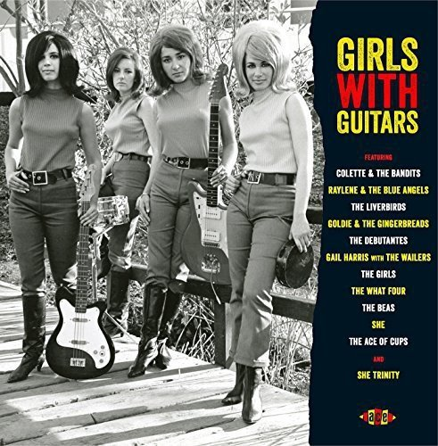 Girls With Guitars Girls With Guitars Import Gbp