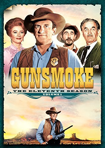 Gunsmoke Season 11 Volume 1 DVD