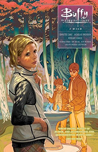 Joss Whedon Buffy Season Ten Volume 2 I Wish