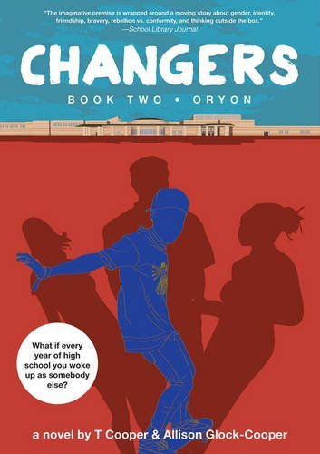 T. Cooper Changers Book Two Oryon