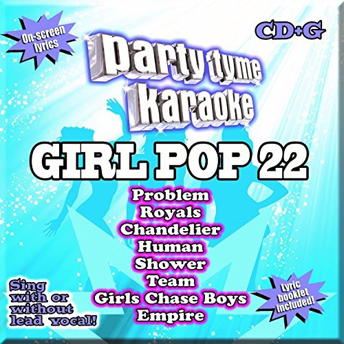 various-artist-party-tyme-karaoke-girl-pop-22-party-tyme-karaoke-girl-pop-22