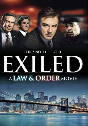 Exiled A Law & Order Movie Exiled A Law & Order Movie DVD Mod This Item Is Made On Demand Could Take 2 3 Weeks For Delivery