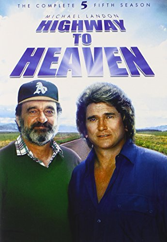Highway To Heaven Season 5 DVD