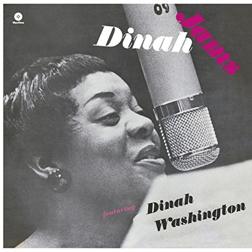 Dinah & Clifford Br Washington Dinah Jams Import Esp 180gm Vinyl