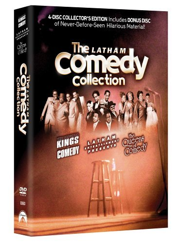 Latham Comedy Collection Latham Comedy Collection Clr Nr 4 DVD