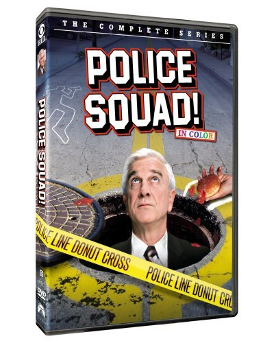 Police Squad Complete Series DVD Nr