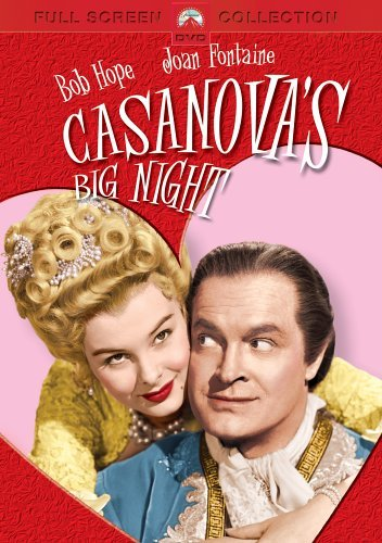 Casanova's Big Night Hope Fontaine Chaney Clr Nr