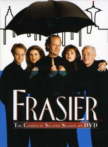 Frasier Season 2 DVD