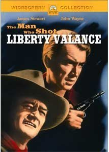 Man Who Shot Liberty Valance Marvin Wayne Carradine