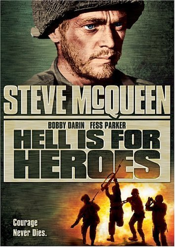 Hell Is For Heroes Mcqueen Darin Parker DVD Nr