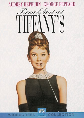 Breakfast At Tiffany's Hepburn Peppard Neal Ebsen Clr Cc 5.1 Ws Nr