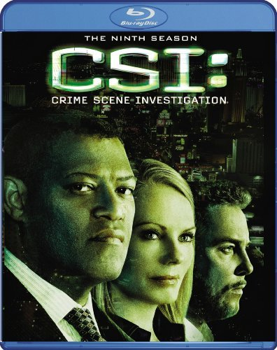 Csi Season 9 Blu Ray