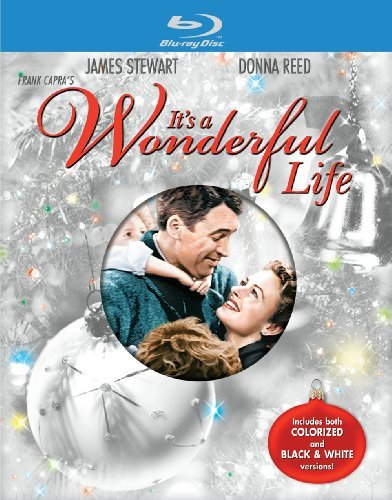 It's A Wonderful Life Stewart Reed Barrymore Blu Ray Nr Ws