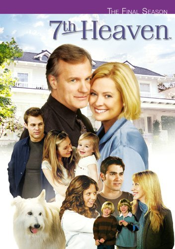 7th Heaven Season 11 Final Season DVD 7th Heaven Final Season