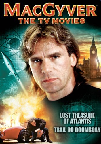 Macgyver Tv Movies DVD