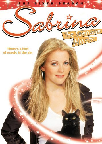 Sabrina The Teenage Witch Season 6 DVD Sabrina The Teenage Witch Sea