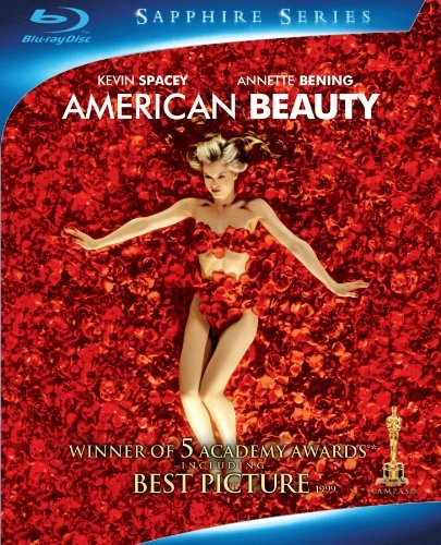 American Beauty Spacey Bening Ws Blu Ray R