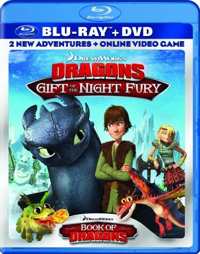 How To Train Your Dragon Dreamworks Dragons Blu Ray Ws Nr Incl. DVD & Video Game